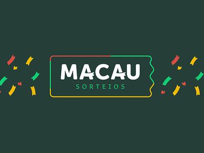 Macau Logo Design prizes logo