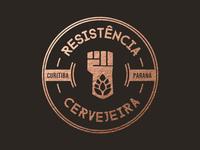Logo Design Resistência Cervejeira