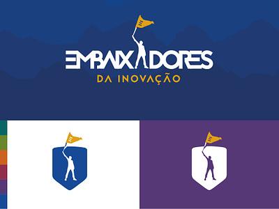 Embaixadores da Inovação education logo
