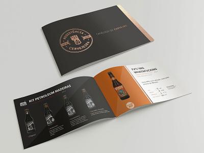 Brochure Resistência Cervejeira logo beer