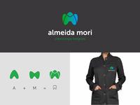 Almeida Mori - Logo Design