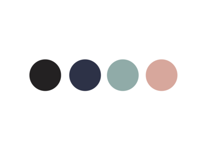 East Fam Color Palette