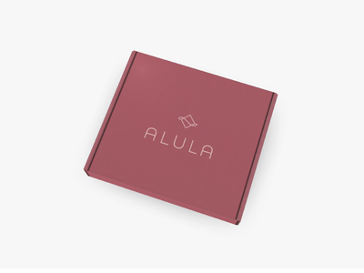 Alula Box product design packaging design branding and identity design branding packagingdesign packaging