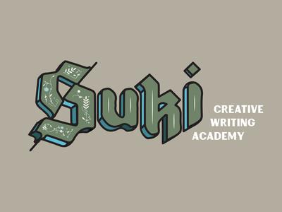 Suki Creative Writing Academy Logotype 1