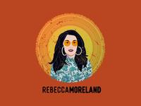 Rebecca Moreland T-Shirt Design