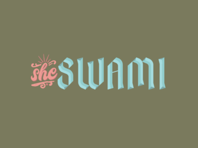 She Swami primary logo