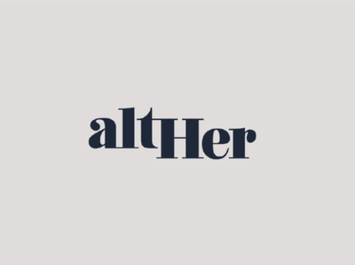AltHer logo
