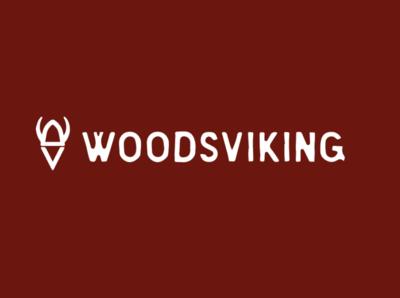 Woodsviking Barbershop logo ideation