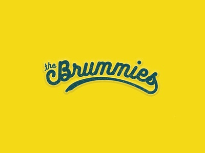 The Brummies logo ideation