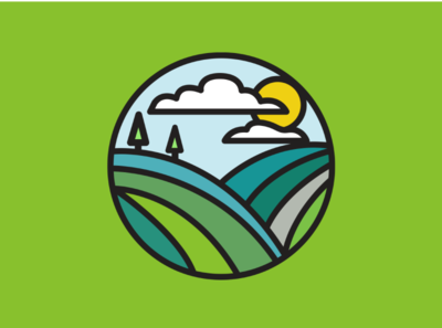 S&R Lawn Care Logotype Icon