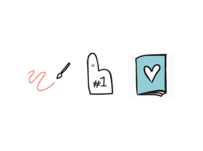Best Life Journal Icons