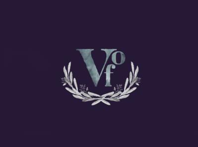 Village of Flowers logotype concept
