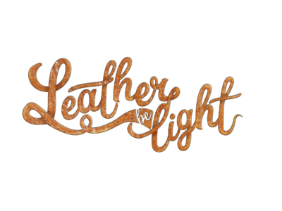 Leather Works conceptual logo