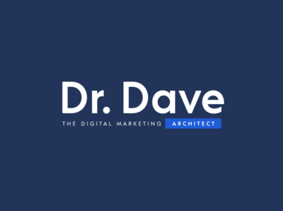 Dr. Dave primary logotype