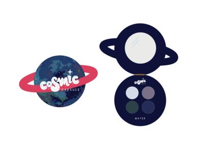 Cosmic Capsule Palette