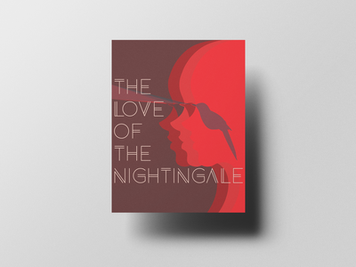 Love Of The Nightingale Poster