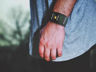 EQUI - Real Life Mockup kisd photography mockup arm smartwatch