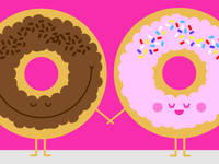 I DONUTS Over You!