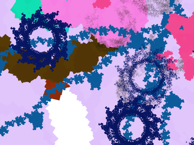Abstract Painting Generator abstract tinycode generative javascript