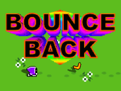 Bounce Back ~ Cover Screenshot