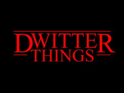 Dwitter Things