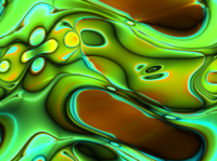 Generative Evolutionary Abstracts