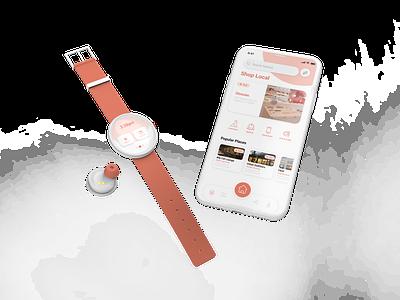joi - SCAD UX Senior Capstone app design ux ui product design