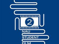 NAU 2nd Annual Student Film Festival Poster