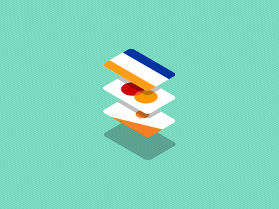 Credit Cards illustration vector icon credit cards credit cards visa mastercard discover money finance financial