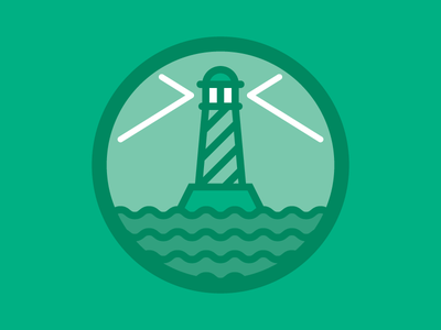AMA Asks CMS for ICD-10 Grace Period island building light water sea ocean lighthouse icd10 webpt icon vector illustration