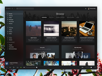 Spotify for Yosemite