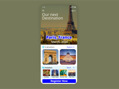 Tour Company App