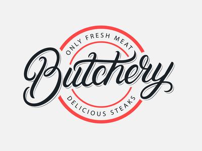Butchery Logo