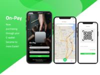 E-Wallet app