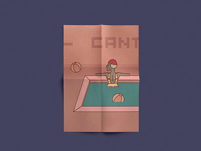 Diseño por sonrisas donate poster character design malacostra wip minimal flat vector animation design illustration