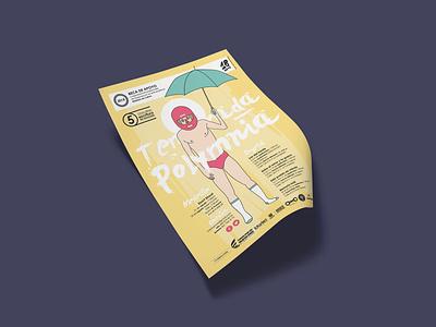 Polymnia design art poster art print wip branding ai malacostra design poster