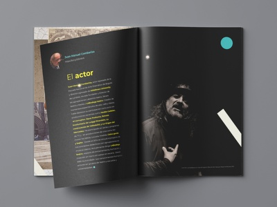 Book: Lope de Aguirre in the theater freebies download indesign psd ai design art collage art book design illustration malacostra design