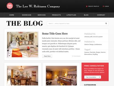 LWR Blog Index Page