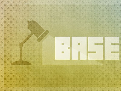 Concept Art for BaseApp concept illustration logo