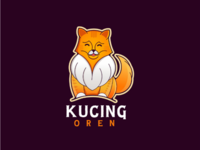 Logo Design - Kucing Oren