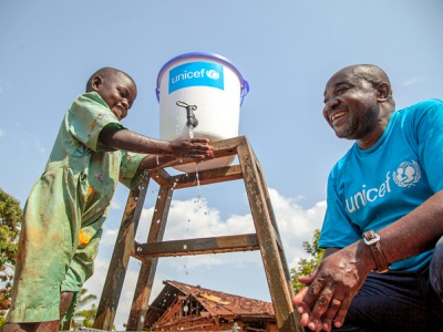 Unicef – Inspired Gifts campaign charity design photography graphic design branding