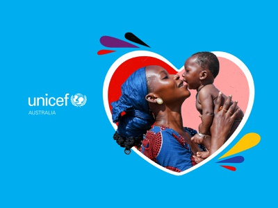 Unicef – Inspired Gifts campaign charity photography design graphic design branding
