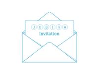 Judika Invite
