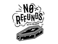 Chap Chap No Refunds