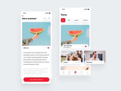 Aeroexpress Mobile App