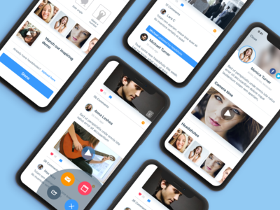 App for new artists in the entertainment biz