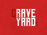 Logo Practice #25: GRaveyard