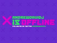 Twitch – Offline