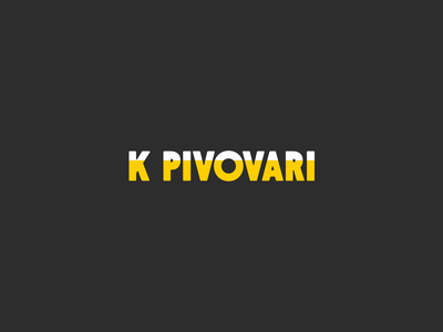 KPivovari - website ux  ui uidesign website web design ui ux beer industry beer