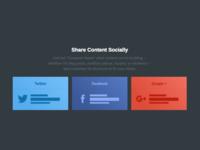 Social Share Cards